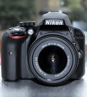 Review of Nikon D3300 Digital SLR Camera