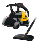 McCulloch MC1275 Heavy-Duty Steam Cleaner with 18 Accessories