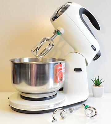 Review of Sunbeam FPSBSM2101 Heritage Series Stand Mixer
