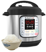 Instant Pot IP-DUO60 7-in-1 Multi-Use Programmable Pressure Cooker