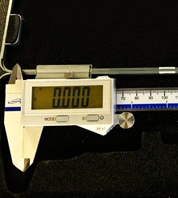 Review of iGaging 100-800-B06 Digital Caliper Coolant/Water/Dust Proof