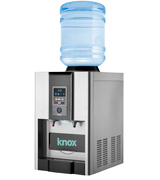 Knox B017UZBNYO Hot/Cold Water Cooler with Ice Maker