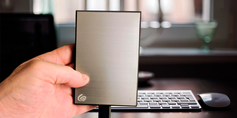Review of Seagate Backup Plus Portable External Hard Drive (USB 3.0)