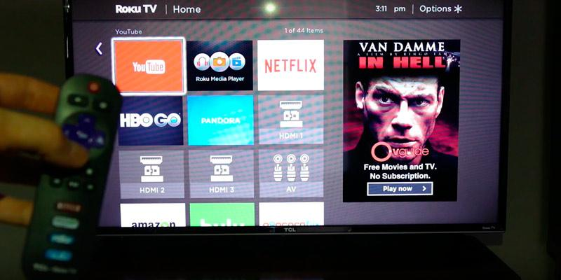 Detailed review of TCL 40FS3800 Roku Smart LED TV