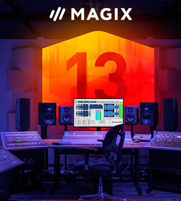 Review of MAGIX SOUND FORGE Pro 13: Advanced Recording, Audio Editing & Mastering