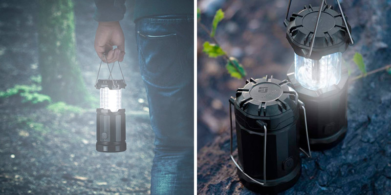 Review of Etekcity CL30 2 Pack Camping Lantern LED Portable Flashlights