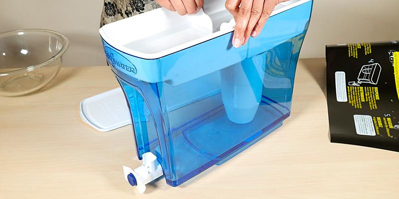 Review of ZeroWater Dispenser, ZD-018