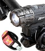 Blitzu Super Bright USB Rechargeable Bike Light