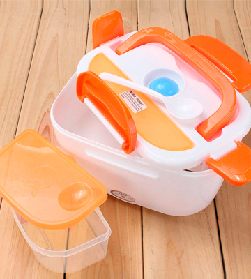 Review of Yescom 26ELB001 Portable Electric Heating Lunch Box