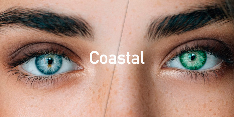 Review of Coastal Colored Contact Lenses