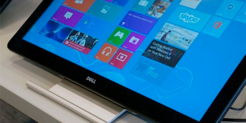 Review of Dell S2240T Touch Screen Monitor