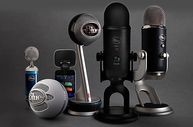 Comparison of Condenser Microphones
