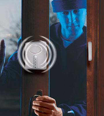 Review of GE Personal Security Alarm Kit