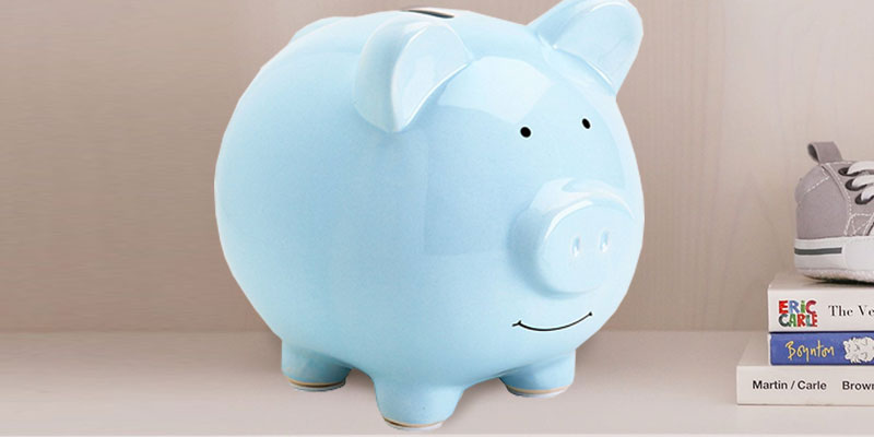 Review of Pearhead Ceramic Piggy Bank