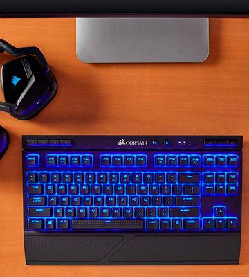 Review of Corsair K63 Wireless Mechanical Gaming Keyboard