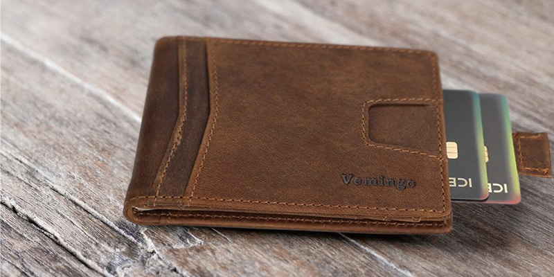 Review of Vemingo Slim Front Pocket Wallet