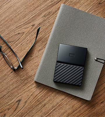 Review of Western Digital My Passport Portable External Hard Drive