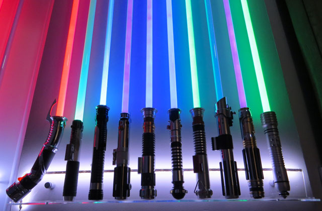 Best Lightsabers for Realistic Cosplay of Star Wars Universe