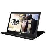 ASUS MB169B+ 15.6 Full HD IPS USB Portable Monitor