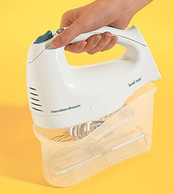 Review of Hamilton Beach 62682RZ Hand Mixer with Snap-On Case