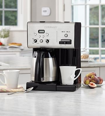 Review of Cuisinart CHW-12 Programmable Coffeemaker