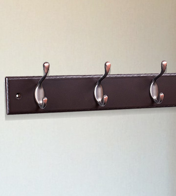 Review of BirdRock Home Wall Mounted Coat Rack