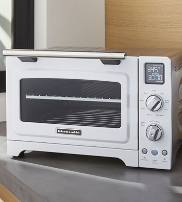 Review of KitchenAid KCO275SS Convection Digital Countertop Oven