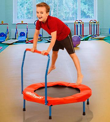 Review of Kangaroo Indoor Kids Trampoline