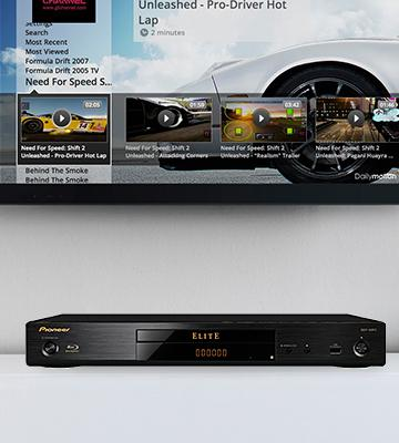 Review of Pioneer Elite BDP-80FD 3D-Compatible Blu-Ray Player