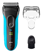Braun Series 3 ProSkin 3040s Men's Electric Razor