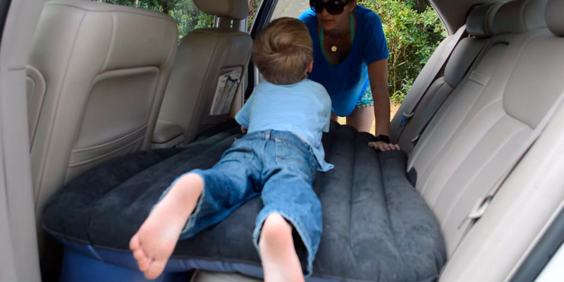 Review of Yescom (33CAB001-138C-10) Car Air Bed