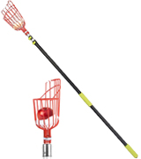 Ohuhu 4801391 Fruit Picker with Light-weight Aluminum Telescoping Pole