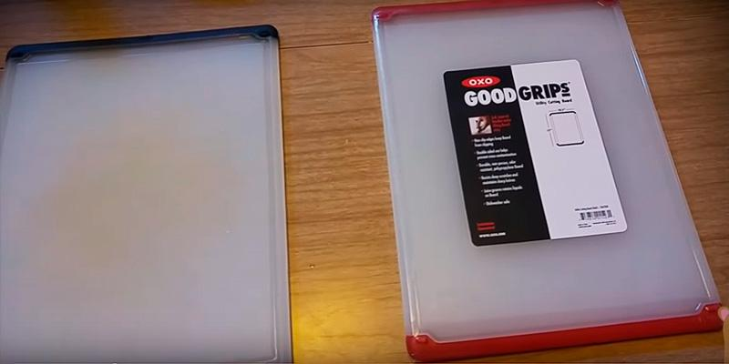 Review of OXO Good Grips Utility Cutting Board