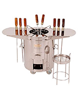 PURI Oven-SS2 Ultima-Large Home Tandoor