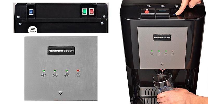 hamilton beach water cooler dispenser bl14a in the use