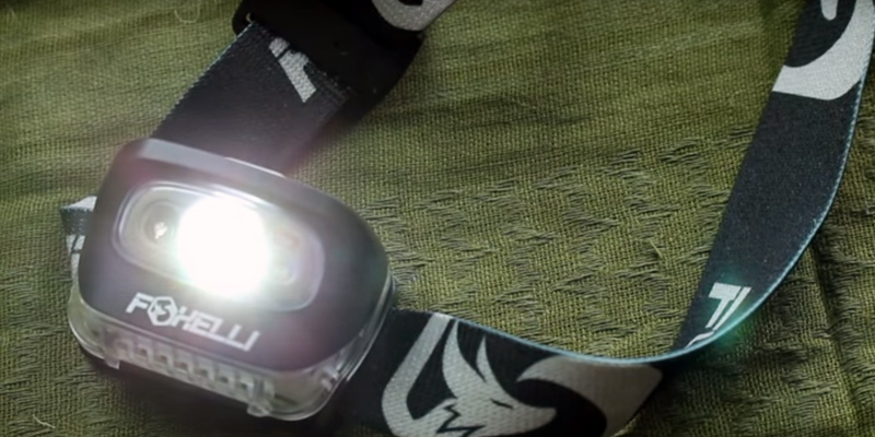 Review of Foxelli MX20 Headlamp