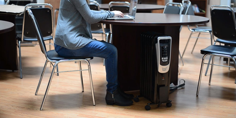 Detailed review of NewAir AH-450B Electric Oil-Filled Space Heater