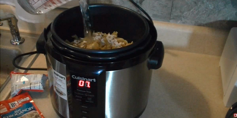 Detailed review of Cuisinart CPC-600AMZ Electric Pressure Cooker