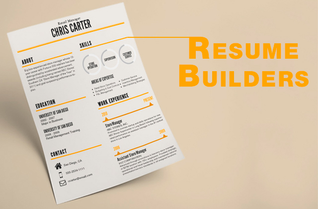 Best Resume Builders to Create CVs and Cover Letters