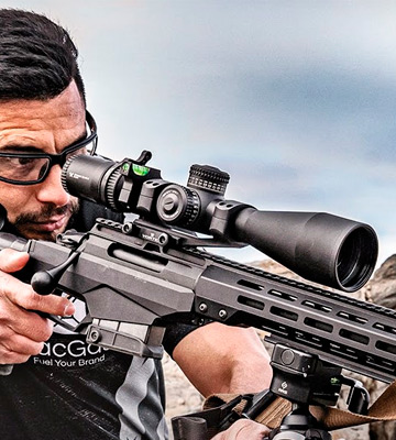 Review of Vortex Optics Strike Eagle 5-25x56 First Focal Plane Riflescopes