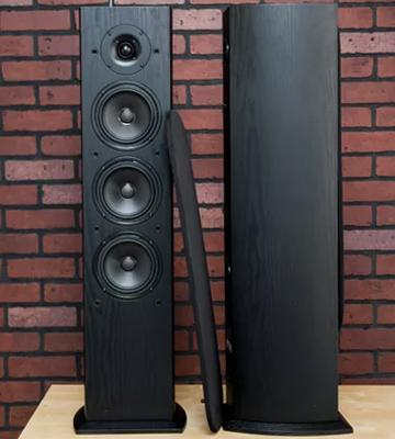 Review of Pioneer SP-FS52 Andrew Jones Designed Floor standing Loudspeaker