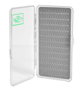 SF Clear Easy Foam L Super Slim Fly Box