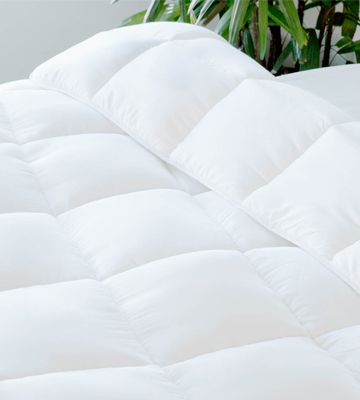 Review of Linenspa LS70QQMICO All-Season White Down Alternative Quilted Comforter