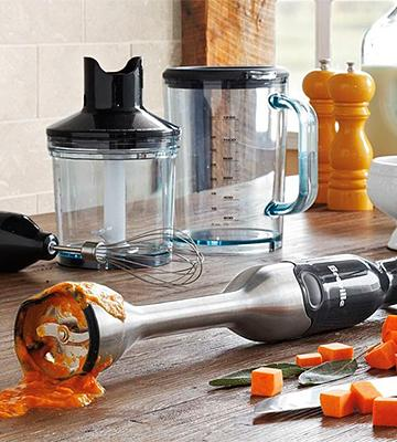 Review of Breville BSB510XL Control Grip Immersion Blender