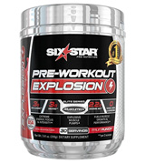 Six Star SS518 Explosion Powerful Pre Workout Powder