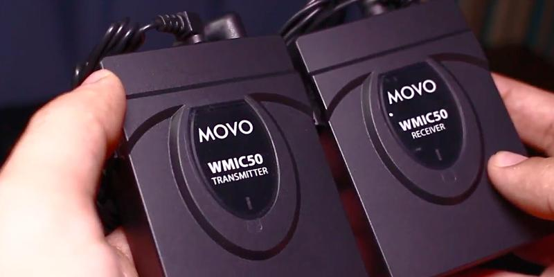 Review of Movo WMIC50 2.4GHz Wireless