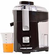 BLACK+DECKER JE2200B Custom Cup Black 400-Watt
