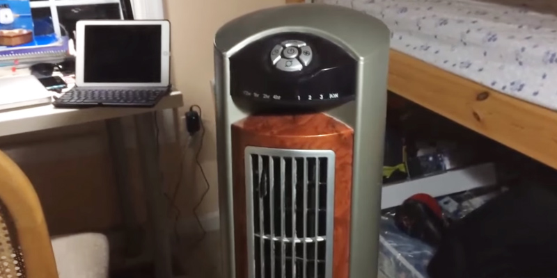 Review of Lasko 2554 Tower Fan with Remote