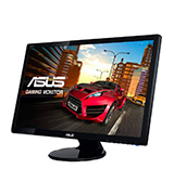 ASUS VE278H 27 Back-lit LED Monitor, 1080p, 2ms, HDMI, VGA