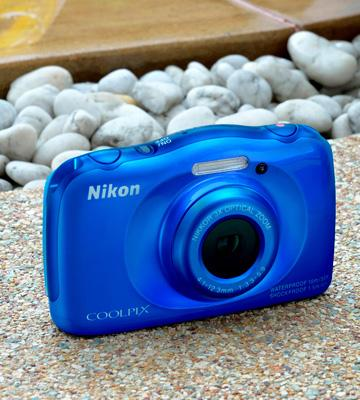 Review of Nikon COOLPIX S33 Waterproof Digital Camera